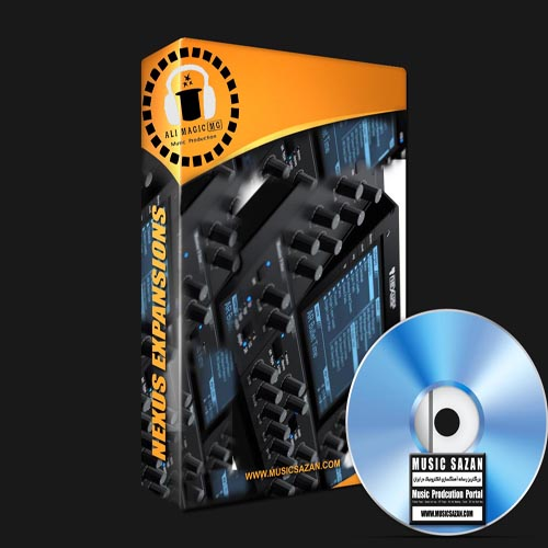 Refx Nexus 107 Expansion Full | 17DVD