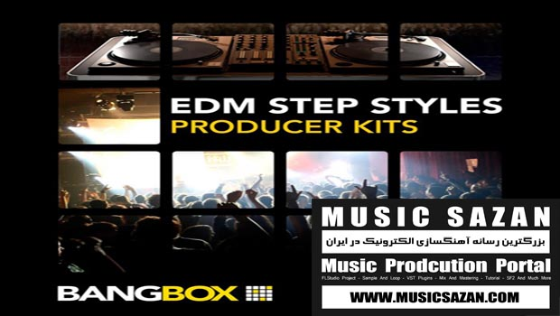 EDM Step Style Producer Kits
