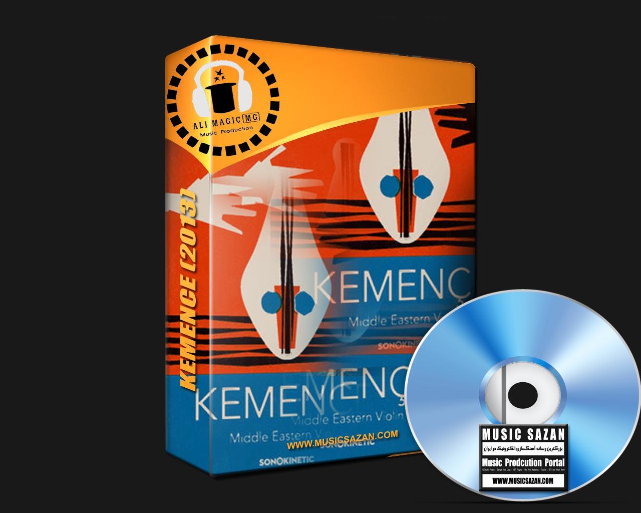 Sonokinetic - Kemence | 4 DVD