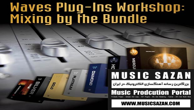 Cengage-Waves PlugIns Workshop Mixing by the Bundle